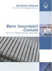 Barre Inox cromate